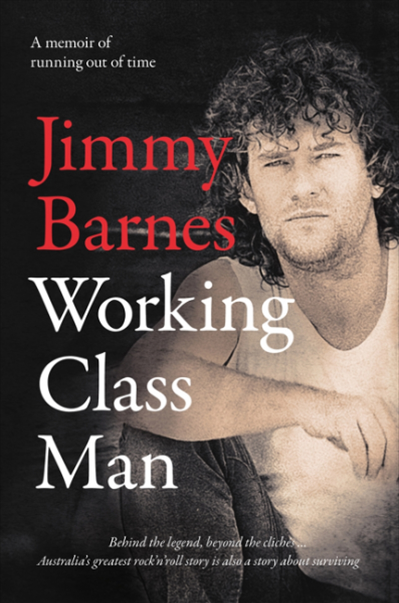 Working Class Man | Hardback Book