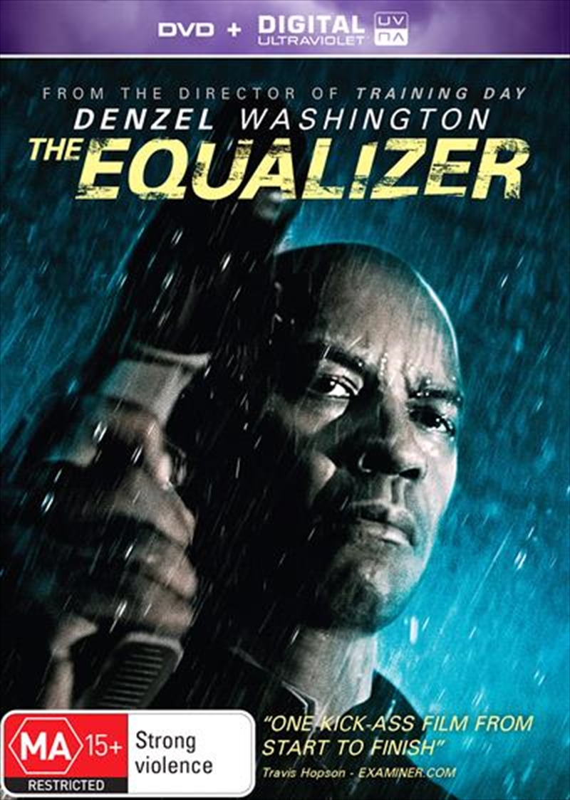 Equalizer, The | DVD
