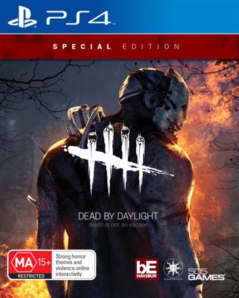 Dead By Daylight | PlayStation 4