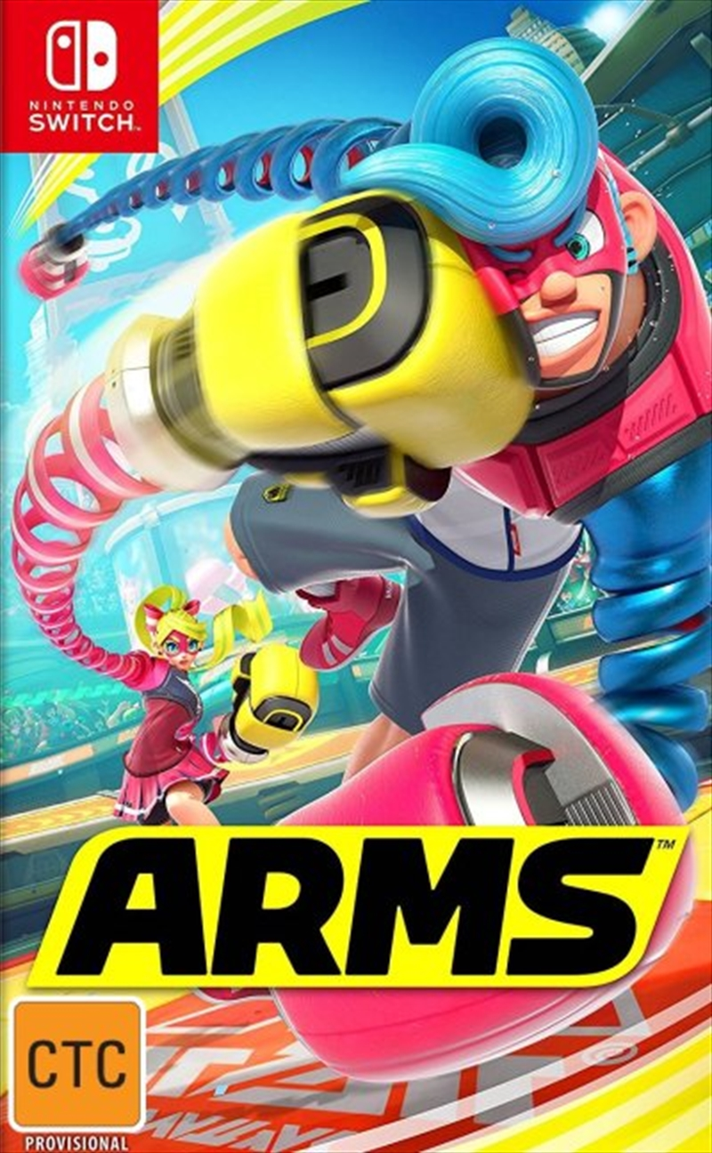 Arms | Nintendo Switch