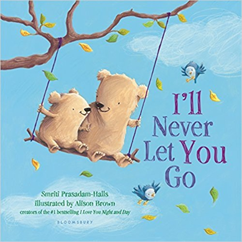 Ill Never Let You Go | Board Book