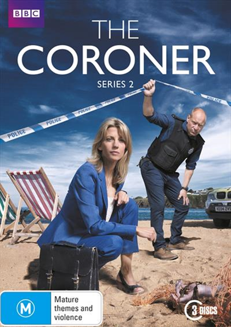 Coroner - Season 2, The | DVD
