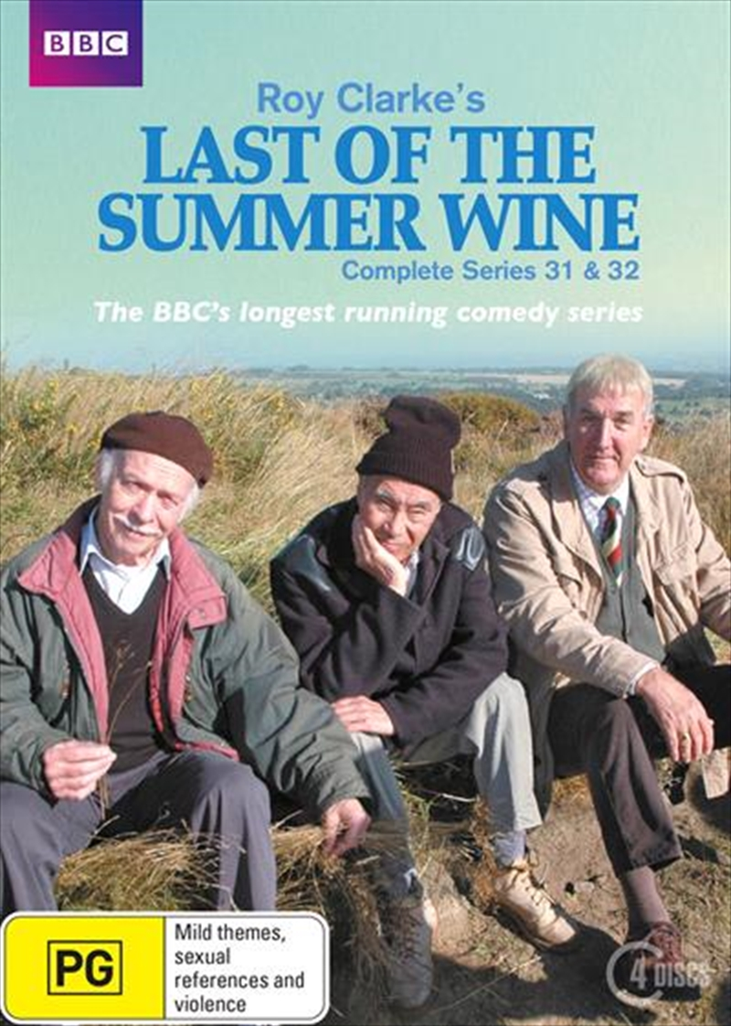 Last Of The Summer Wine - Series 31-32 | DVD