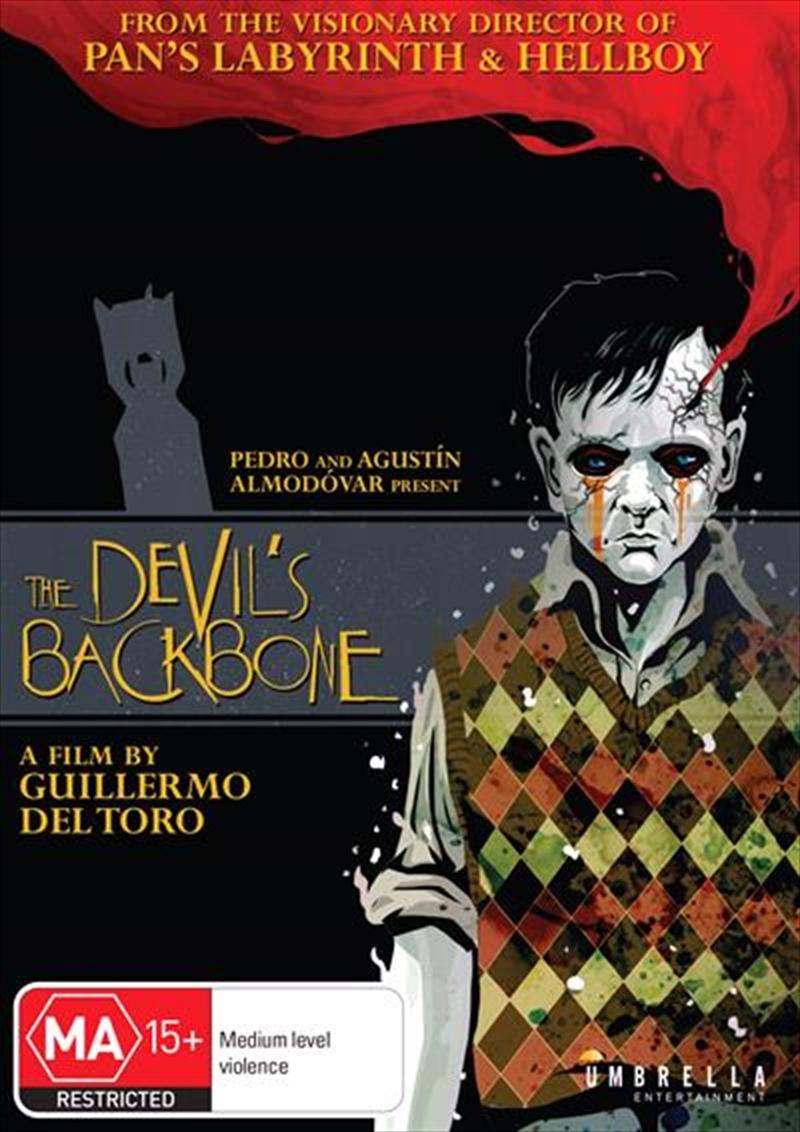 Devil's Backbone, The   DVD