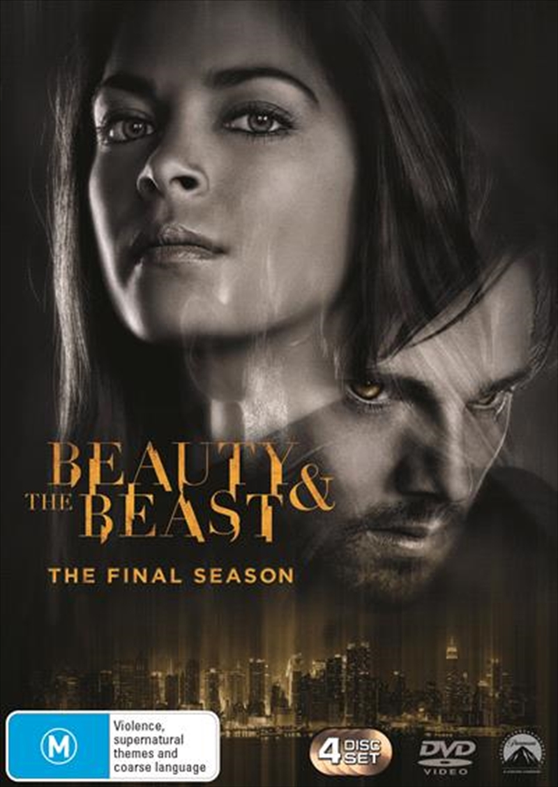 Beauty And The Beast - Season 4 | DVD