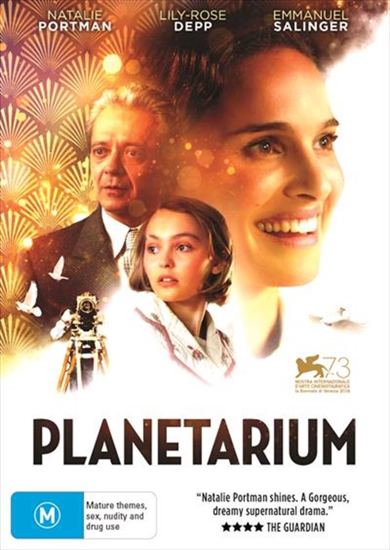 Planetarium | DVD