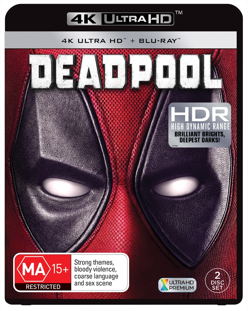 Deadpool | Blu-ray + UHD | UHD