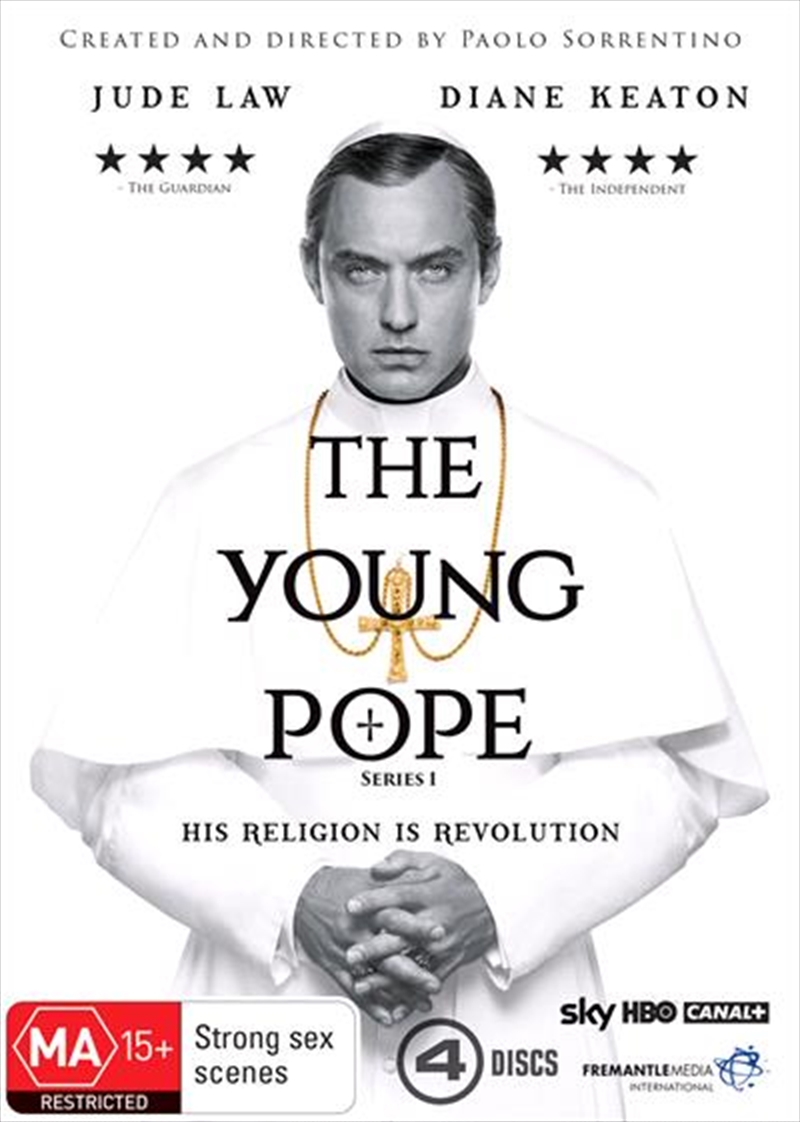 Young Pope, The | DVD