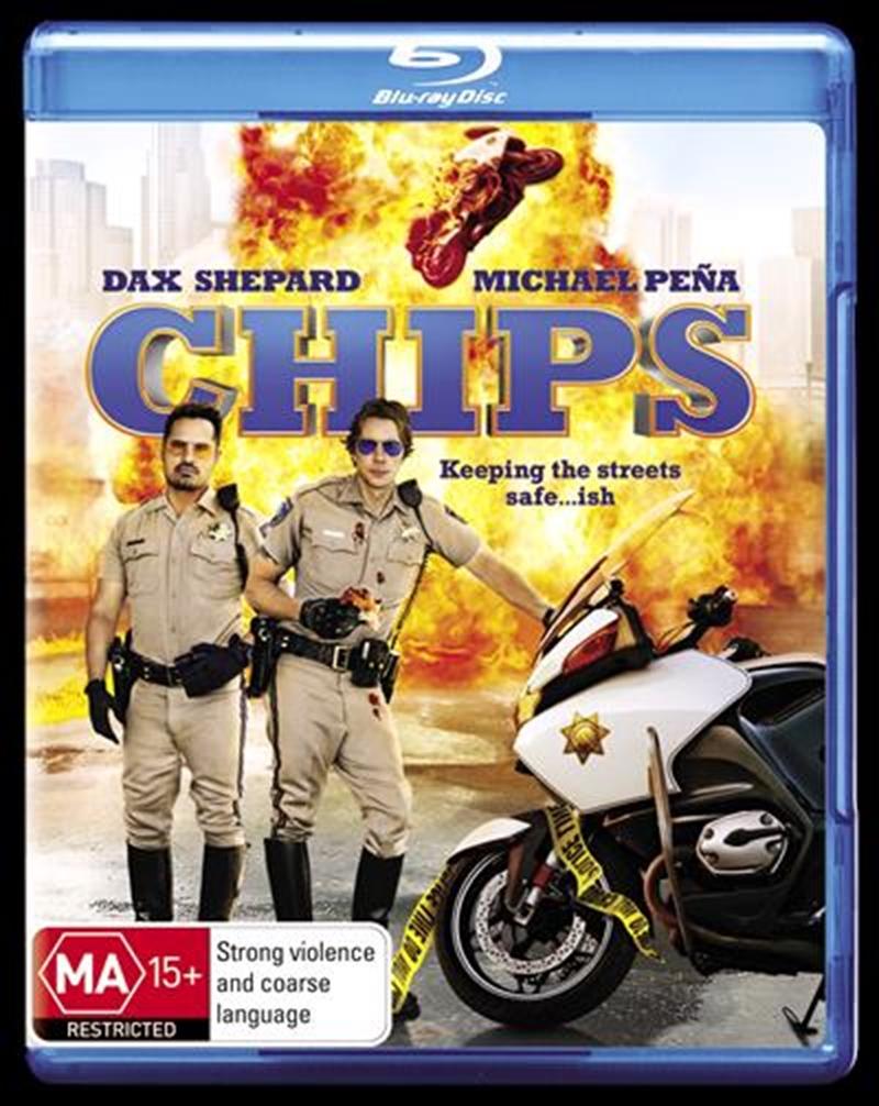 CHiPs | Blu-ray