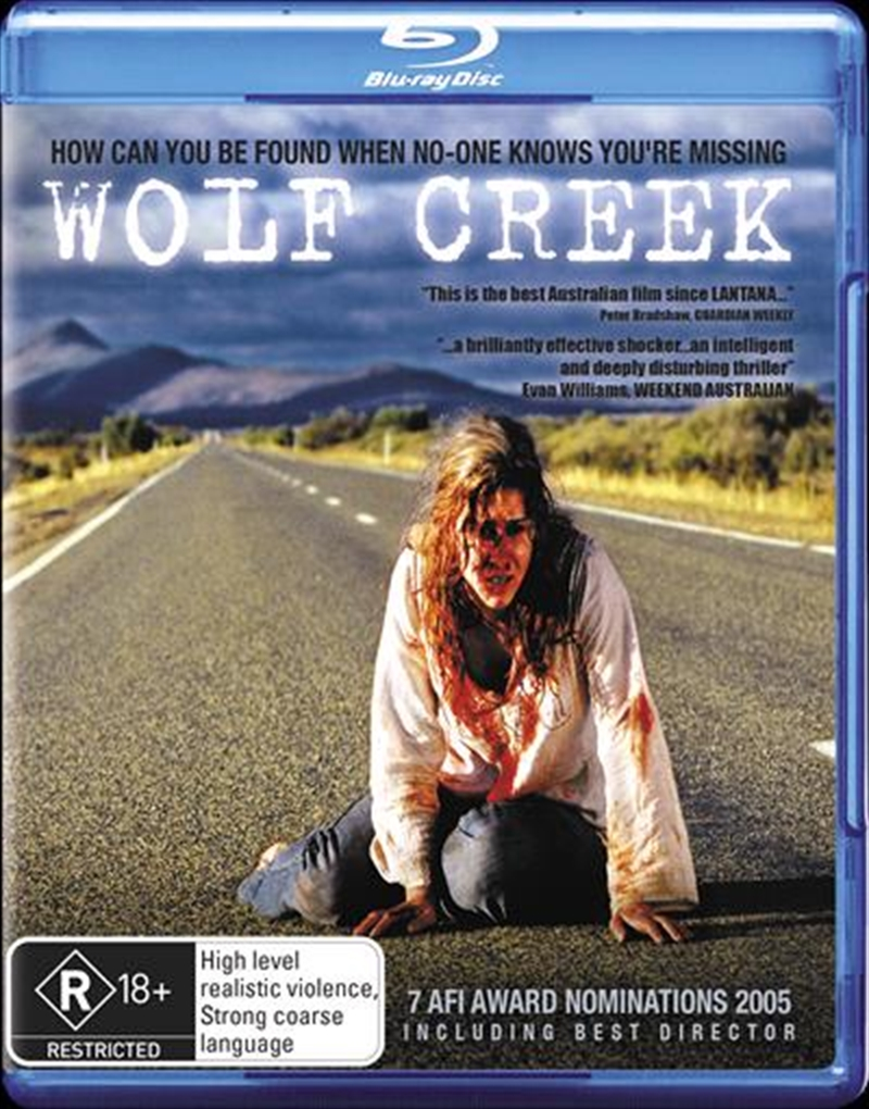 Wolf Creek | Blu-ray