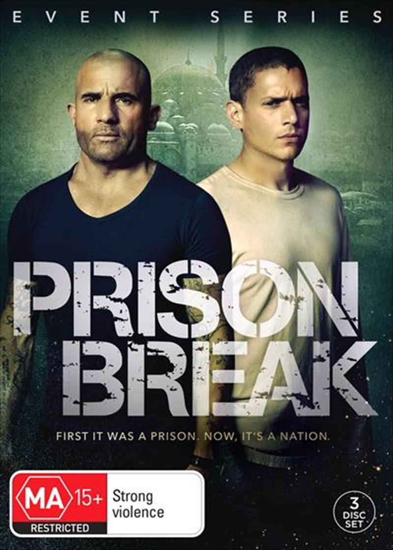 Prison Break Event Series | DVD