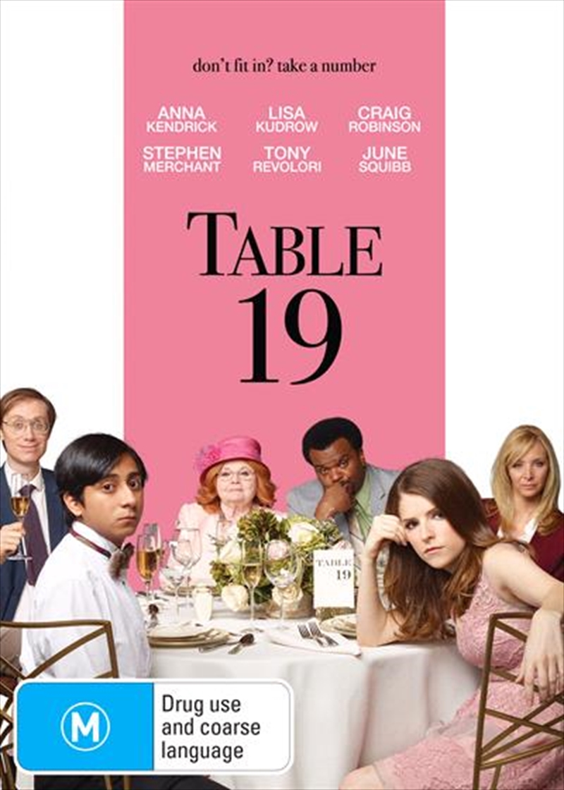 Table 19 | DVD