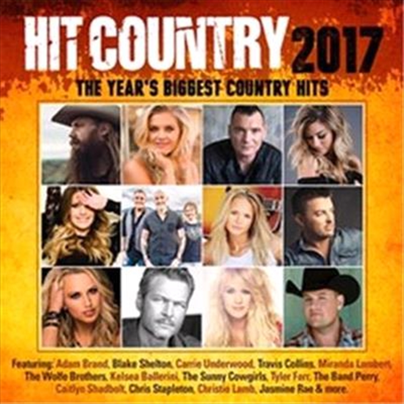 Hit Country 2017 | CD