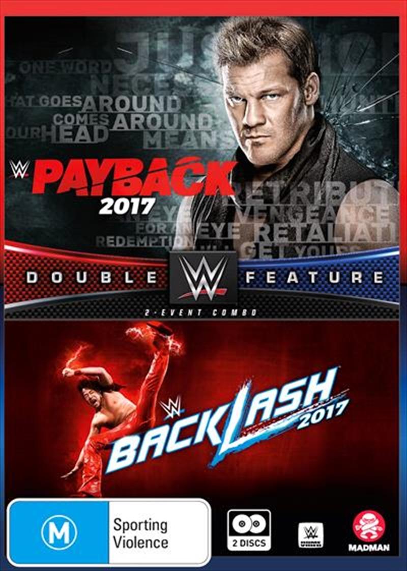 WWE - Payback 2017 / Backlash 2017 | DVD