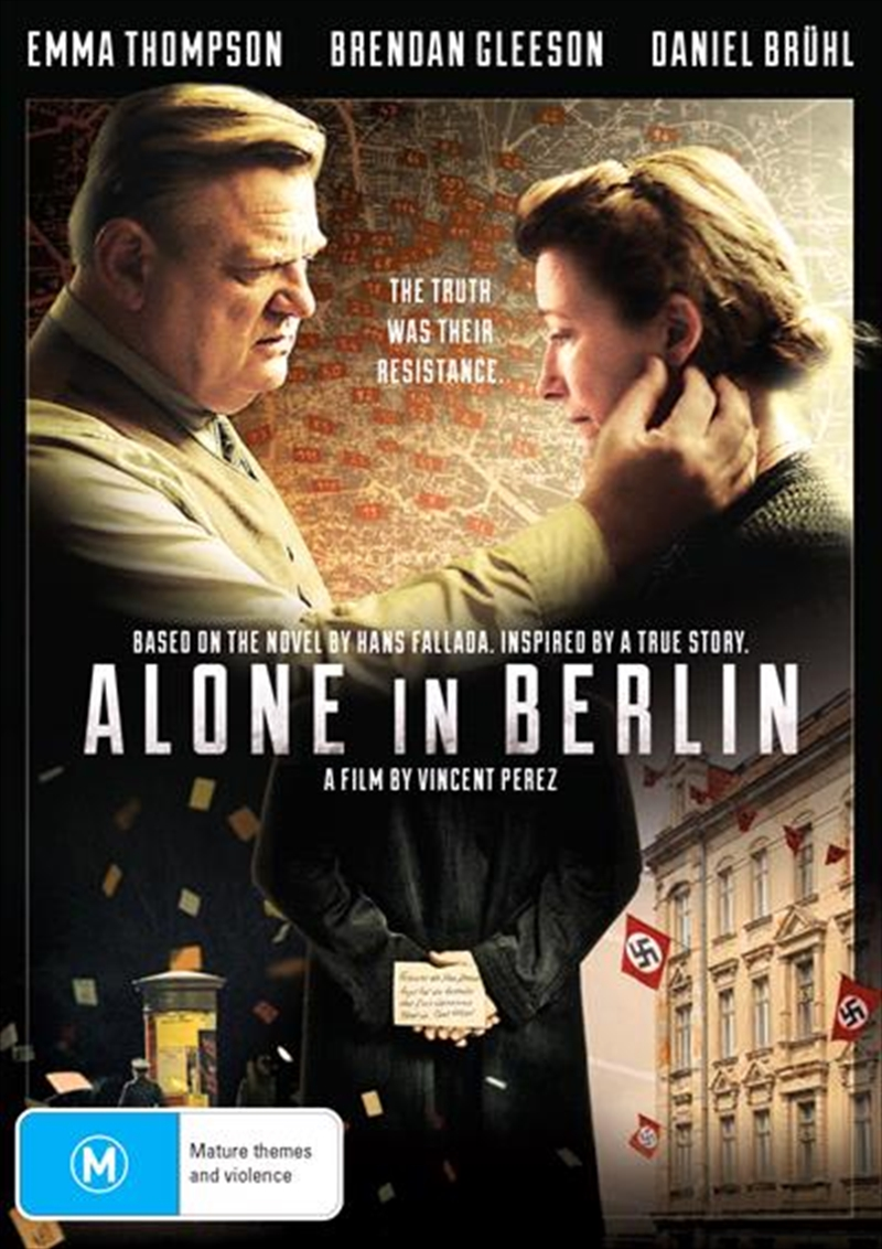 Alone In Berlin | DVD