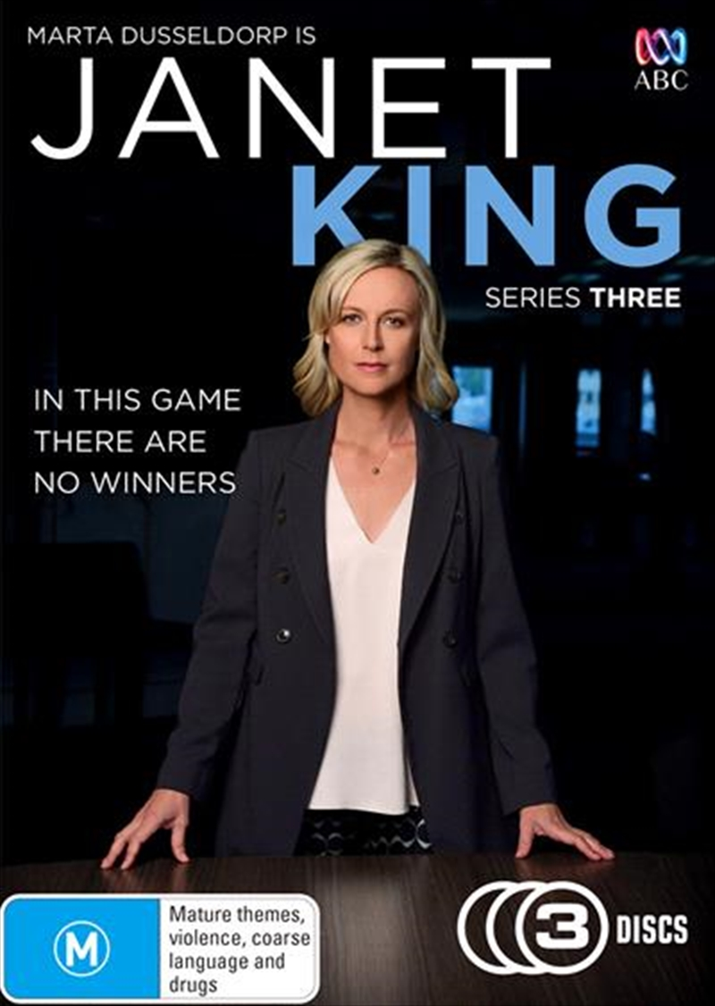 Janet King - Season 3 | DVD