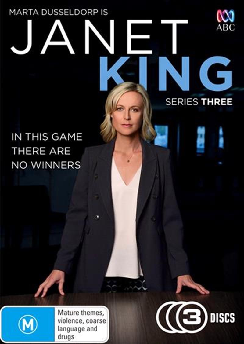 Janet King - Season 3 | DVD