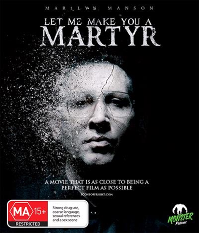 Let Me Make You A Martyr | Blu-ray