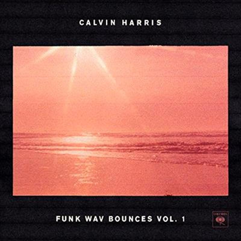 Funk Wav Bounces Vol 1 | CD