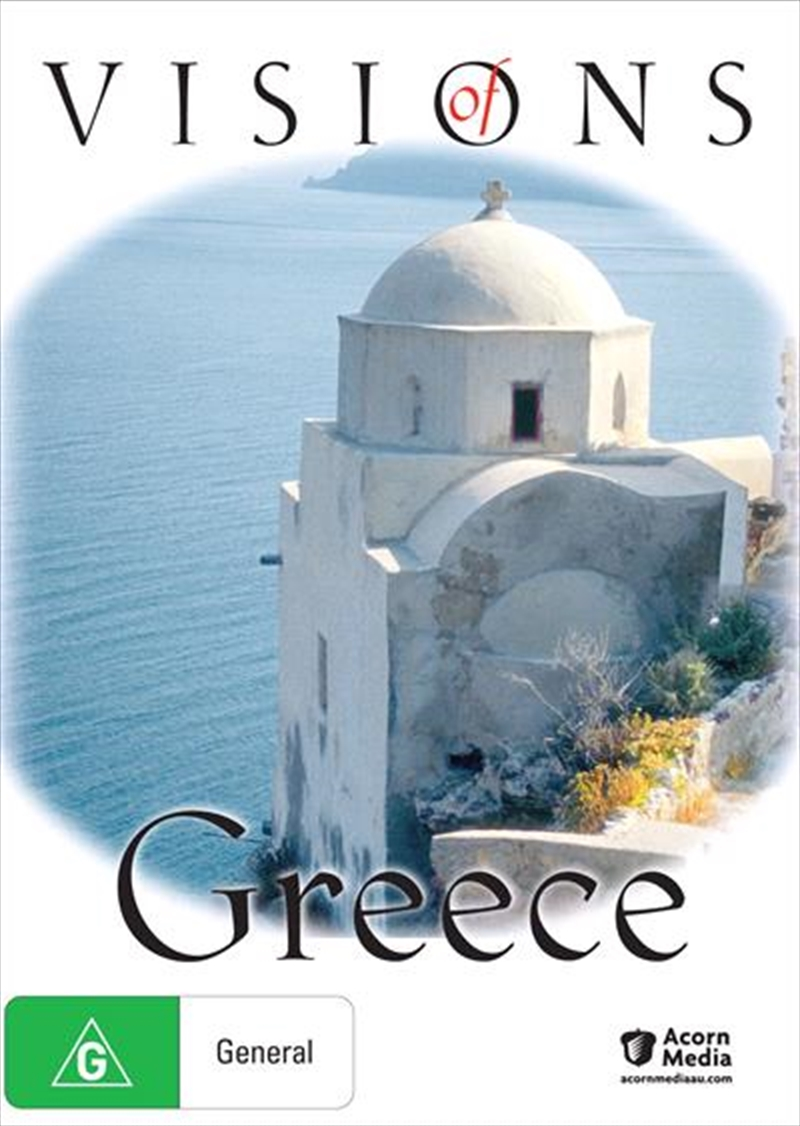 Visions Of Greece | DVD