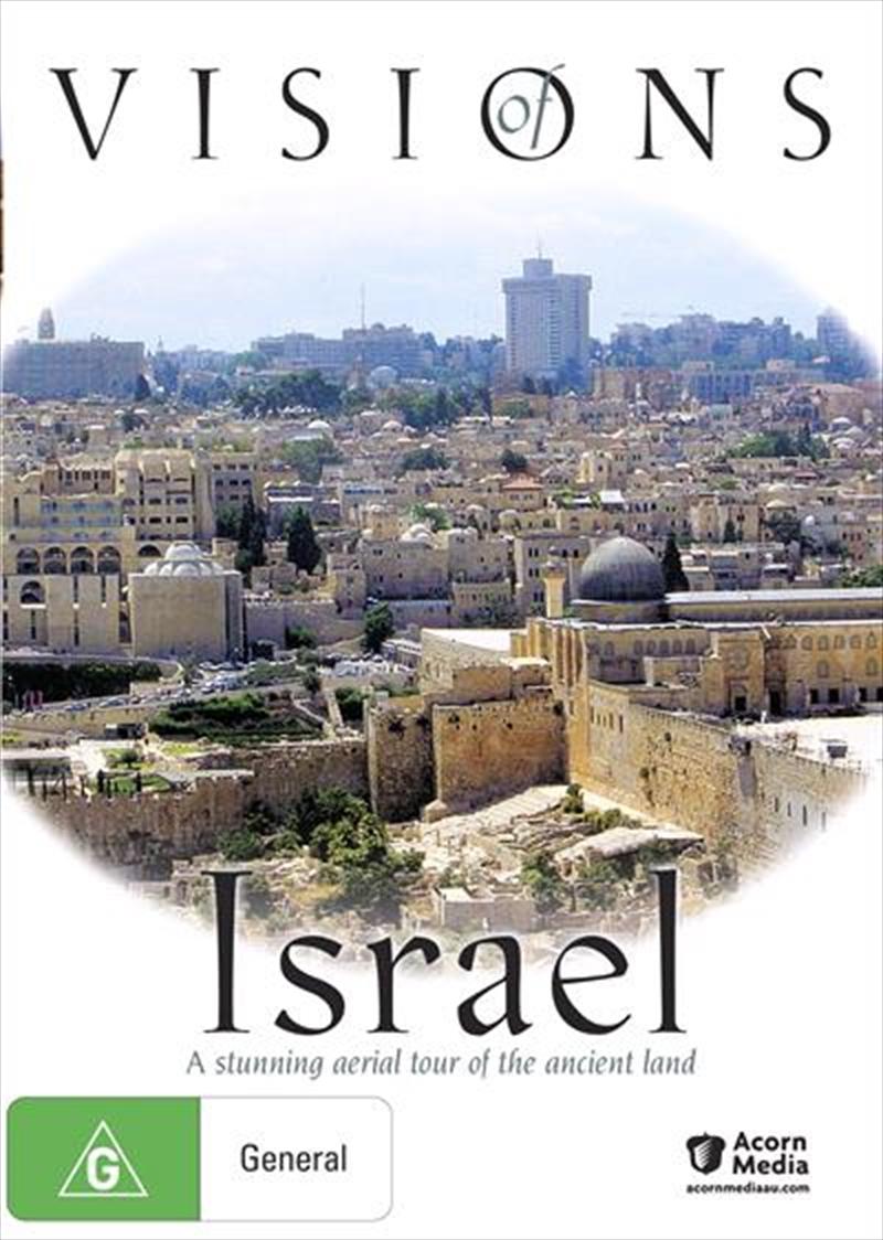 Visions Of Israel | DVD
