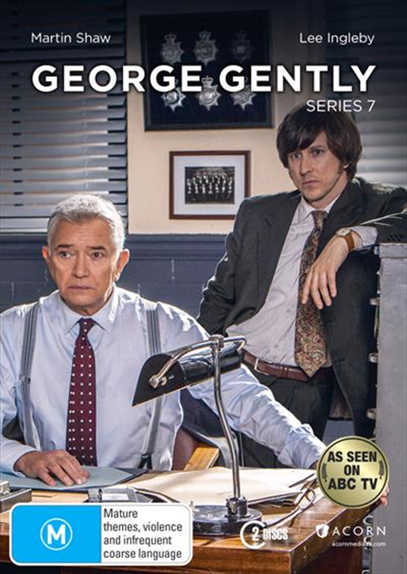 George Gently - Series 7 | DVD