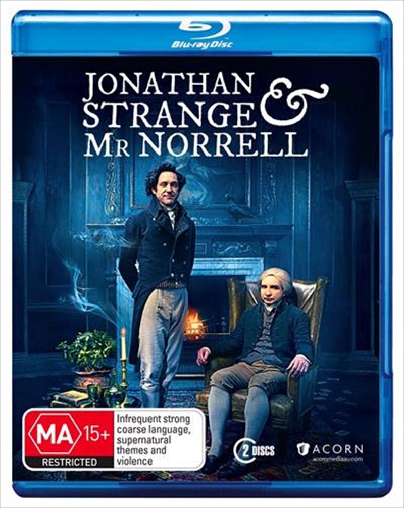 Jonathan Strange And Mr. Norrell | Blu-ray