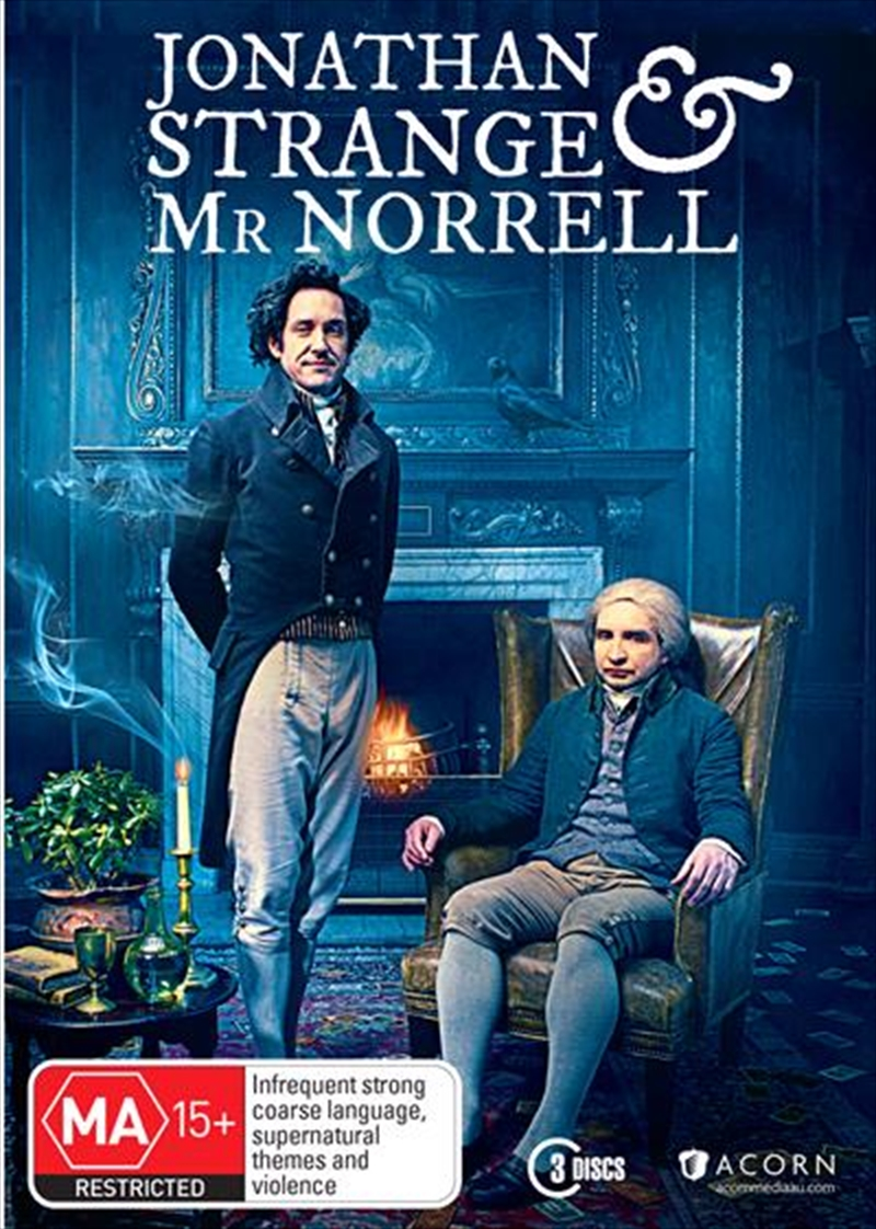 Jonathan Strange And Mr. Norrell | DVD