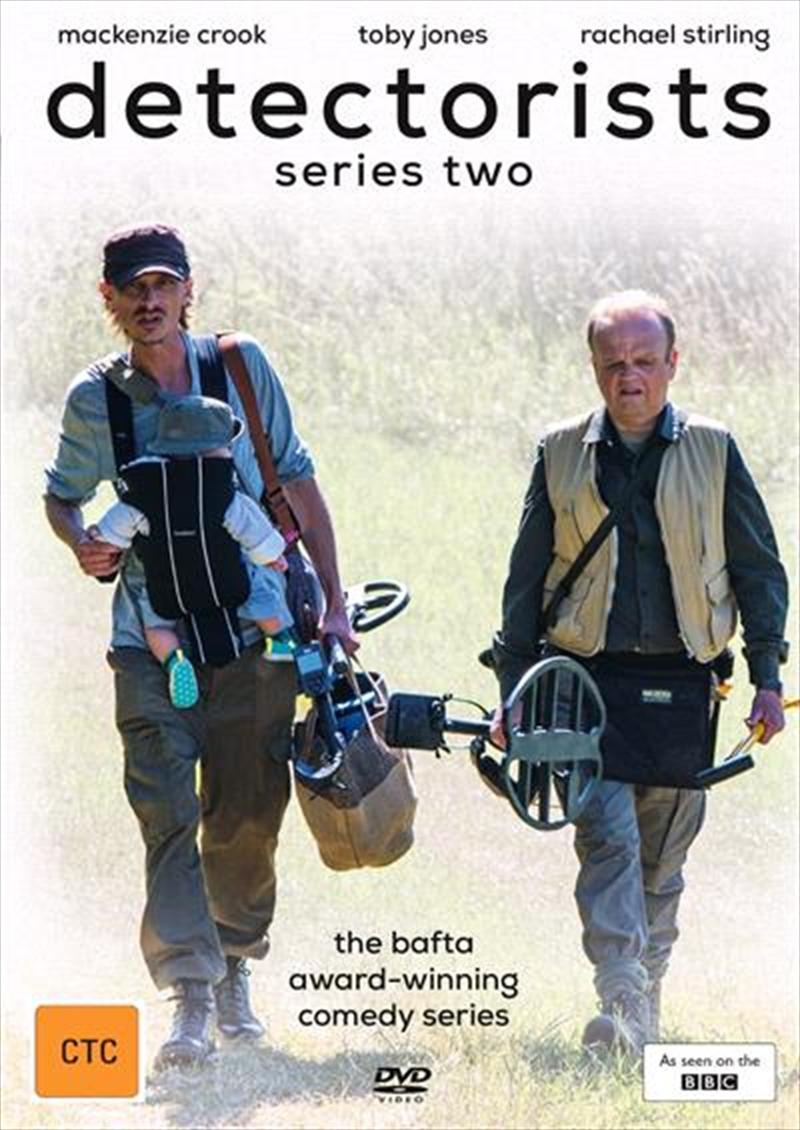Detectorists - Series 2   DVD