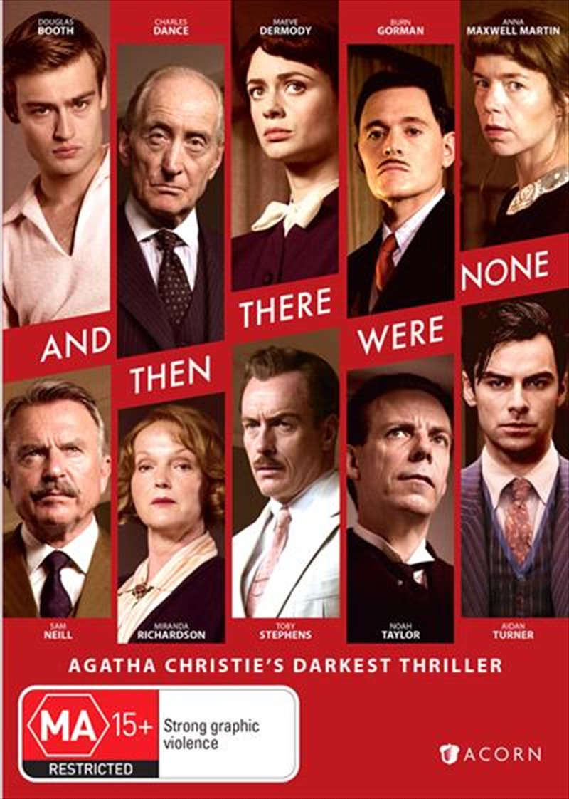 And Then There Were None | DVD