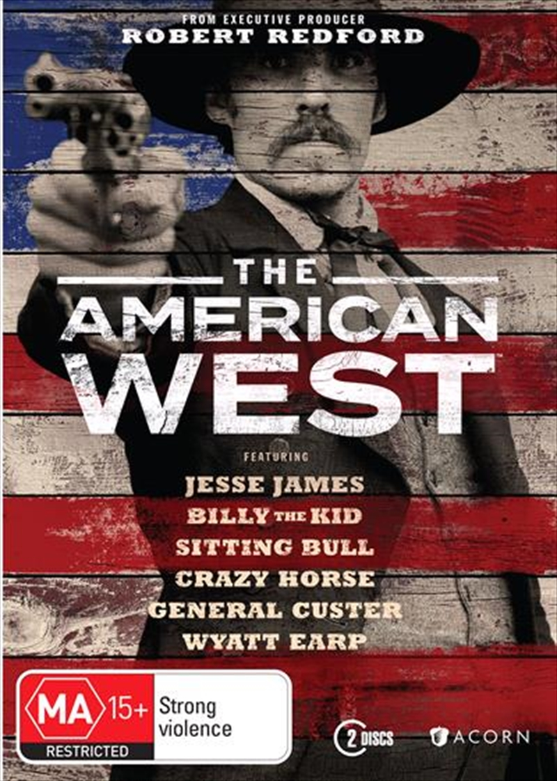 American West | DVD