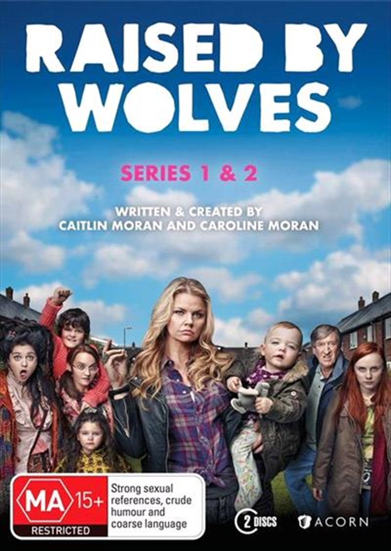 Raised By Wolves - Season 1-2 | Boxset | DVD