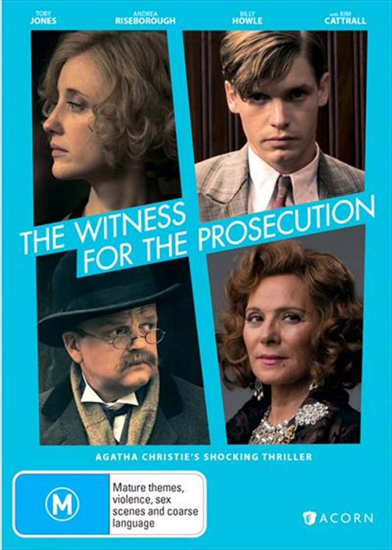 Witness For The Prosecution, The | DVD