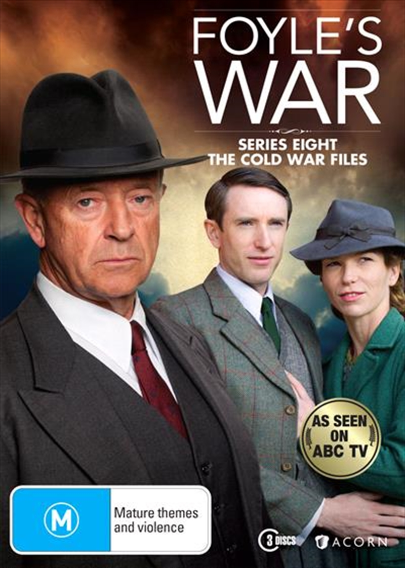 Foyle's War - Season 8 | DVD
