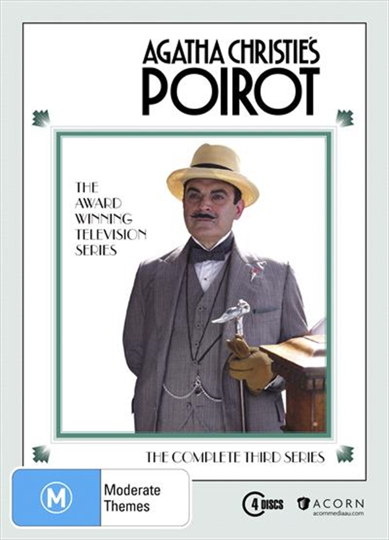 Agatha Christie - Poirot - Series 3 | DVD