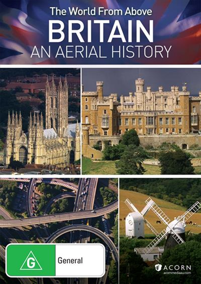 Britain - An Aerial History   DVD