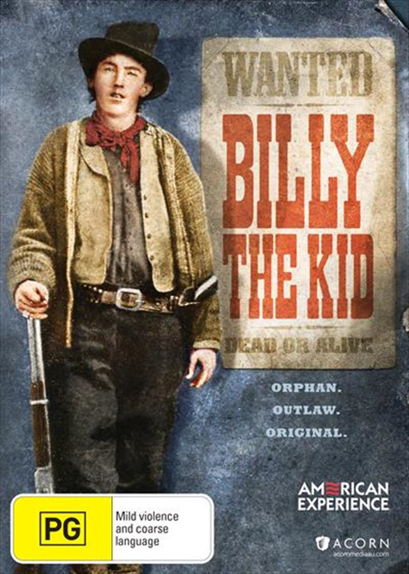 American Experience - Billy The Kid | DVD