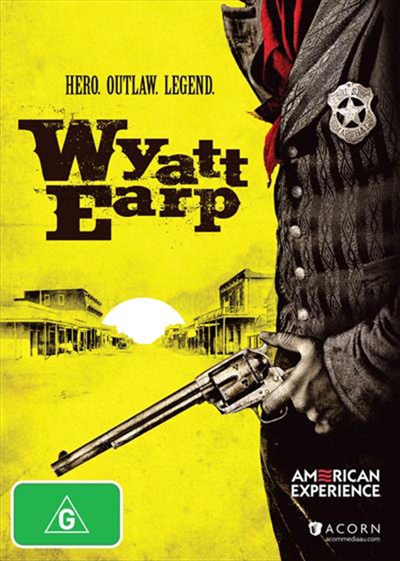 American Experience - Wyatt Earp | DVD