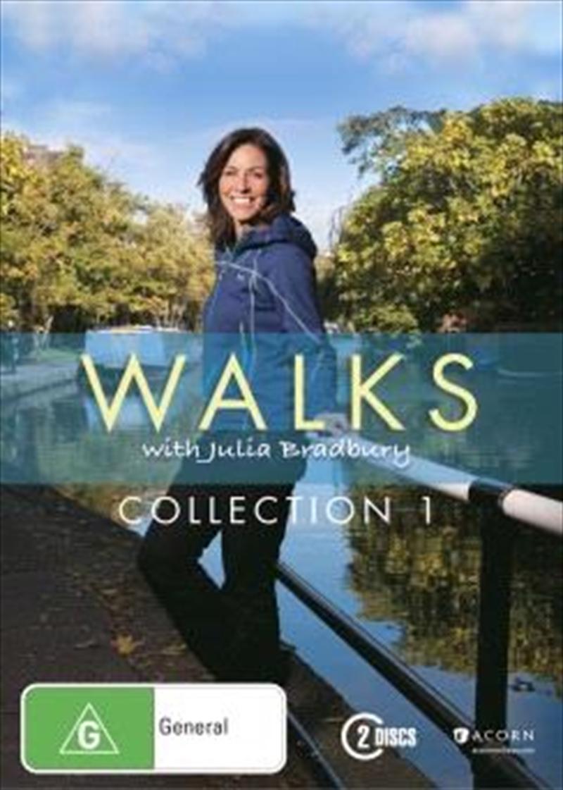 Walks With Julia Bradbury - Collection 1 | DVD
