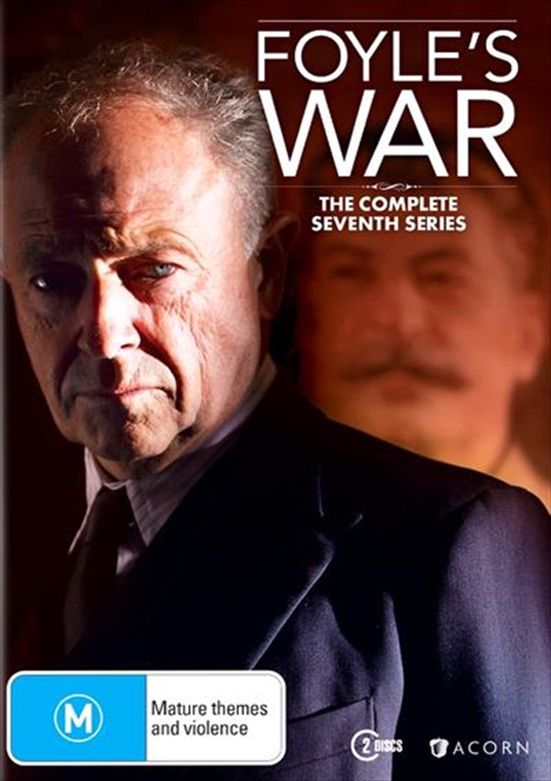 Foyle's War - Series 7 | DVD