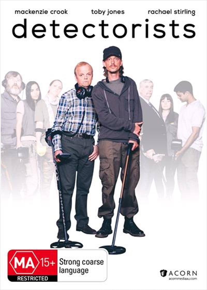 Detectorists - Series 1   DVD