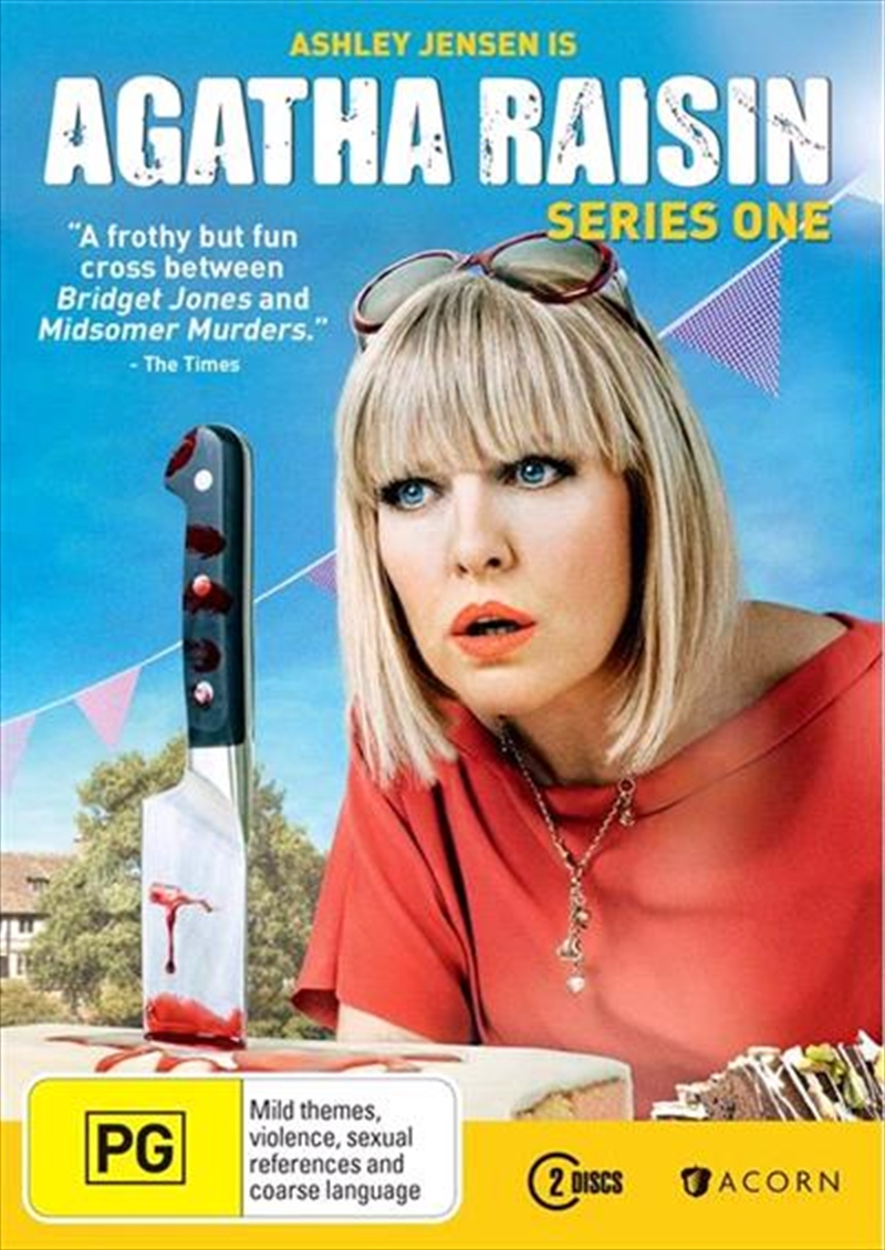 Agatha Raisin - Season 1 | DVD