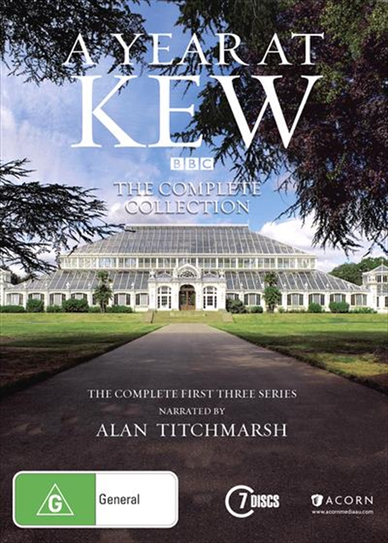 A Year At Kew Series Collection | DVD