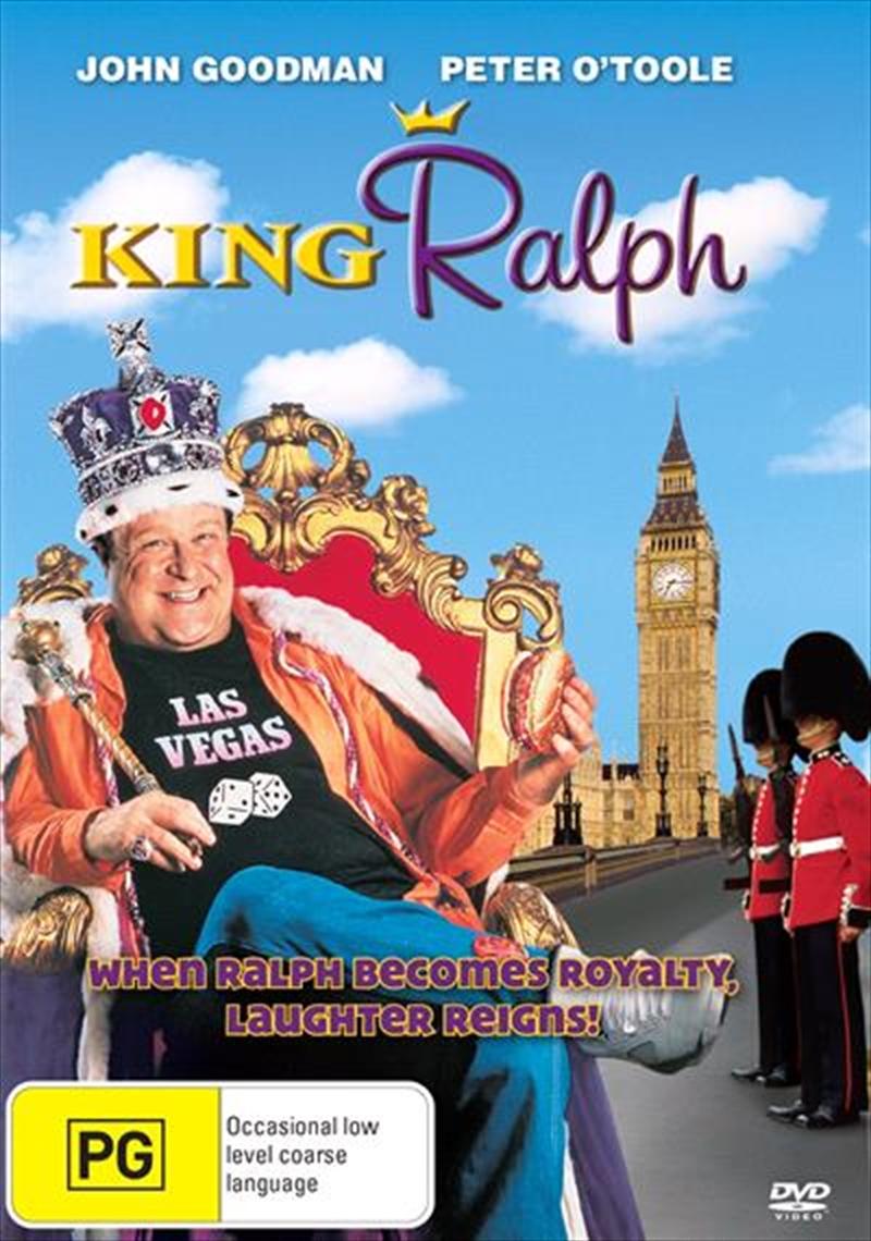 King Ralph   DVD