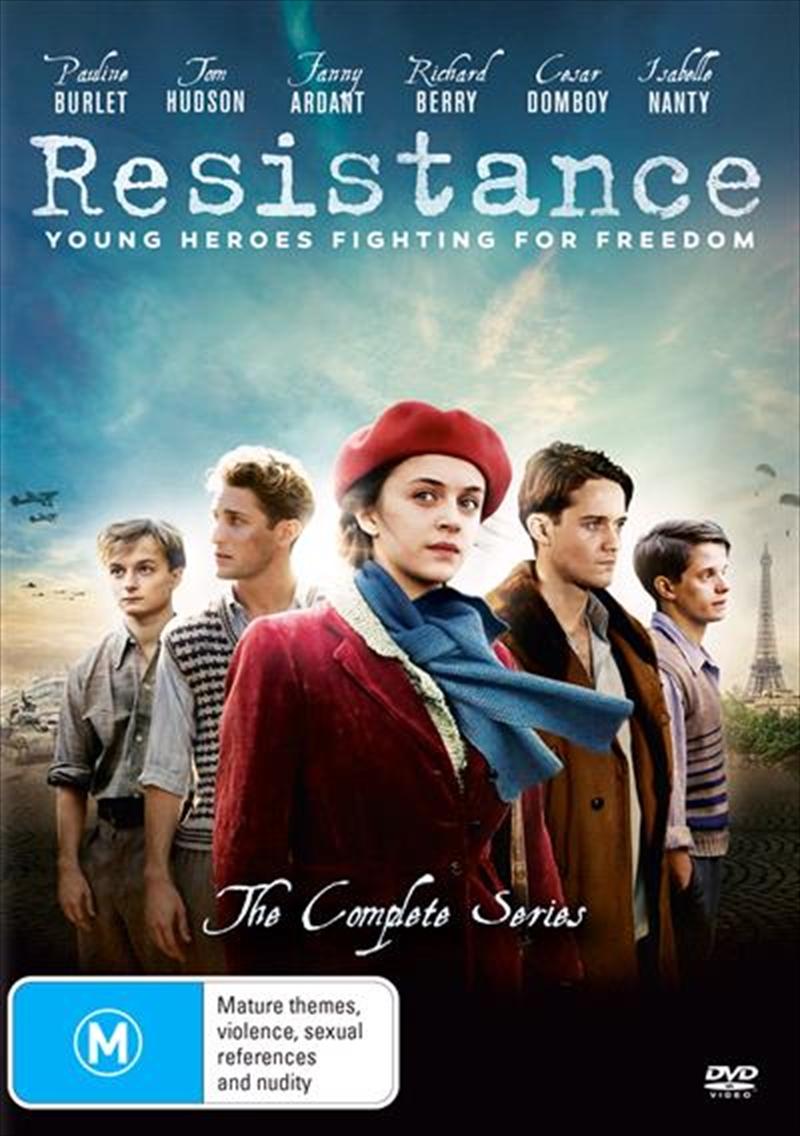 Resistance | DVD