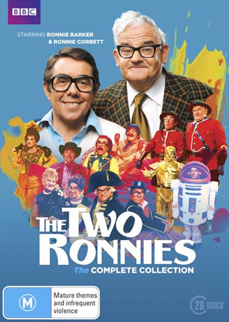 Two Ronnies | Series Collection, The | DVD