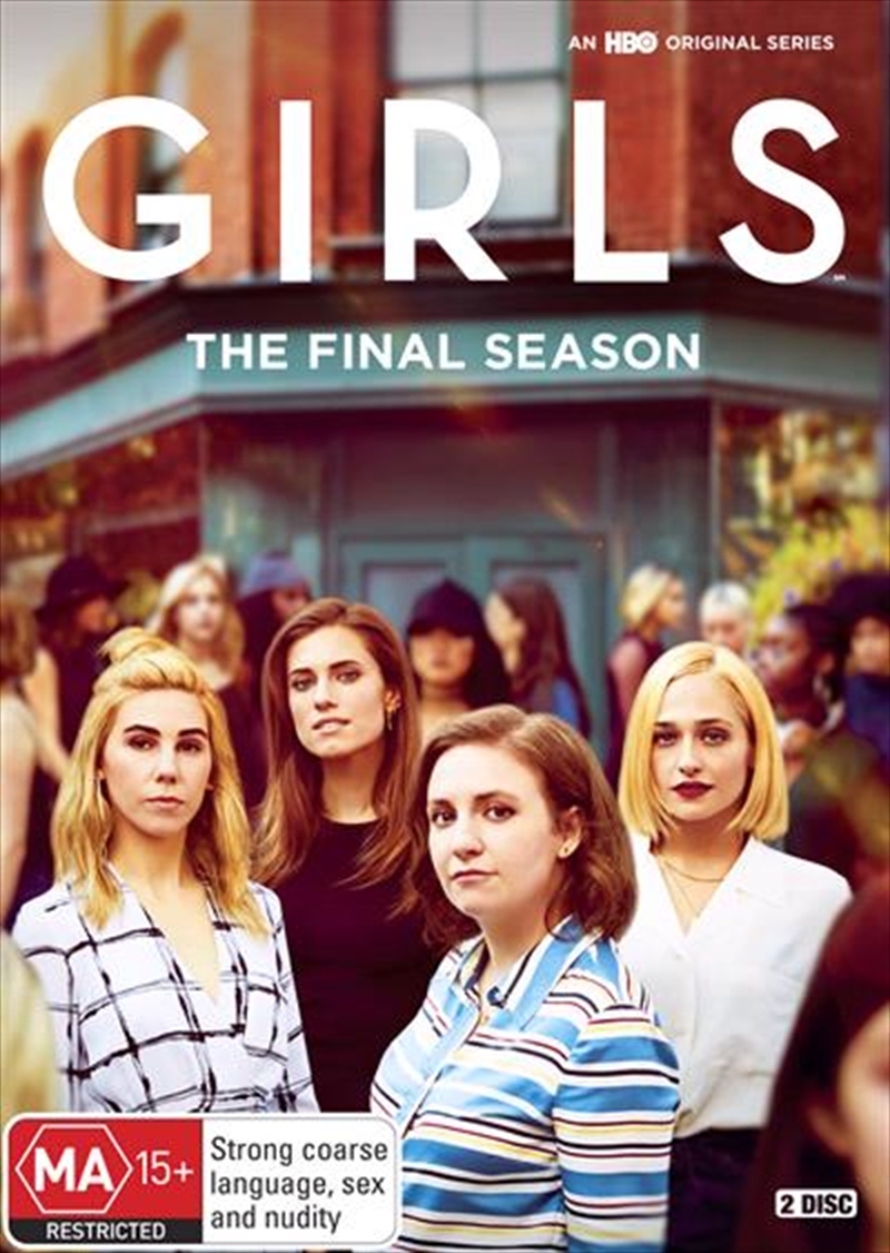 Girls - Season 6 | DVD