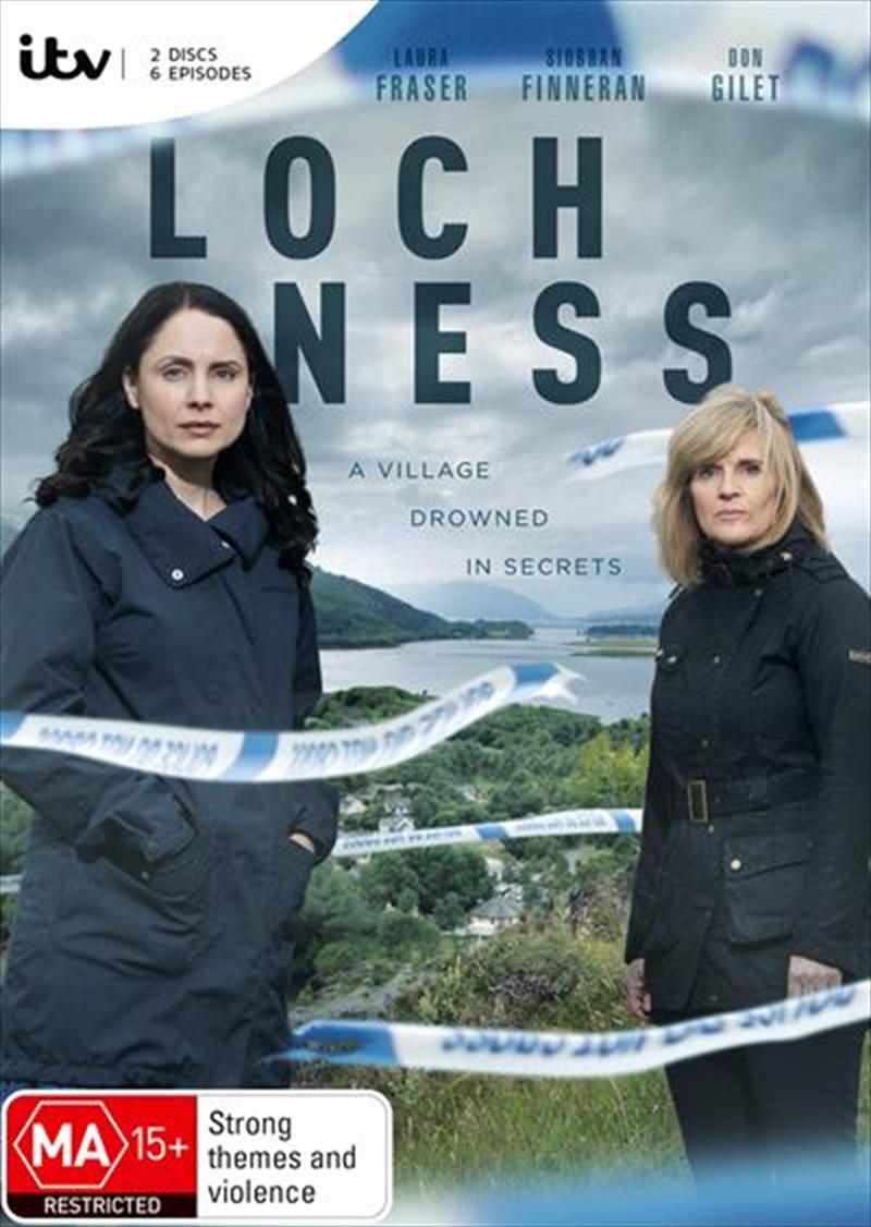 Loch Ness | DVD