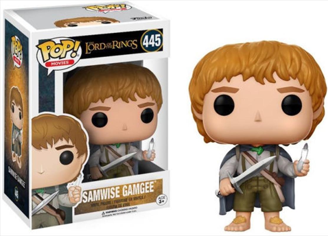 Samwise Gamgee   Pop Vinyl