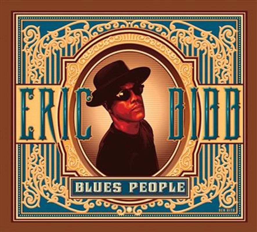 Bibb, Eric - Blues People - Eric Bibb | CD